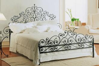 izmir ferforje modellerinden ferforje yatak ve yatak başlığı ürünleri