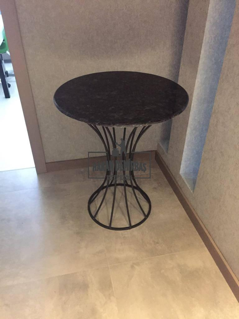 Mini Oval Ferforje Masa modeli